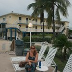 Harbor Lights Motel Foto