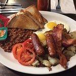 Brit breakfast