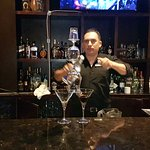 Lester best Barman at Managua