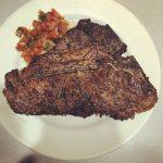 T-Bone Steak. A Fathers Day Special