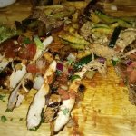 Meat platter