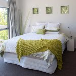 Large welcoming bedrooms with super comfy beds