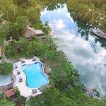 Birds Eye View of the Resort
