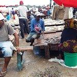 Photo of Kivukoni Fish Market