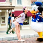 Hong Kong Disneyland is just 25 minutes away by MTR