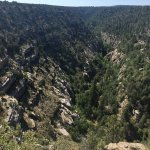 Foto di Walnut Canyon National Monument