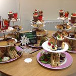 Afternoon Tea for Mothers Day