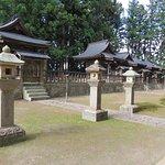 Photo of Uesugi Family Byosho Graves
