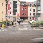 Euro Hostel Edinburgh Halls Darroch Court Entrance