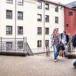 Euro Hostel Edinburgh Halls Exterior