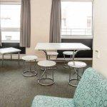 Euro Hostel Edinburgh Halls Apartment Lounge