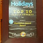 Plantation Island Resort is voted Top 10 Family Resorts in Fiji.