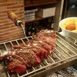 Las carnes a la brasa, nuestra especialidad