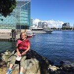Photo de Seawall in Vancouver
