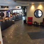 Hotel City Gavle Reception