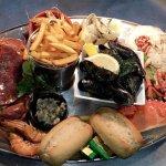 Seafood Platter (Lympstone landed!)