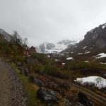 Along the track from Myrdal
