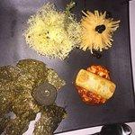 Dumplings pure art on a plate AMAZING experience