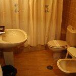 El cuarto de baño necesita una reforma ya