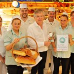 Best Bakery Award Ni (2015 ) and some of the team