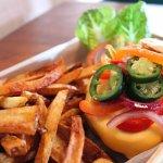 Bilde fra Supreme Burger Grill & Bar