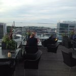 Cloud Bar - outside decking area (level 24)