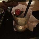 Royal Indian Julep! Outstanding drink @ Shakahari