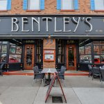 Exterior - Bentley's Inn 99 Ontario Street, Stratford, ON