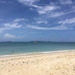 Beautiful private beach located at the Cape Panwa Hotel