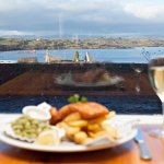 Fish & Chips with a view