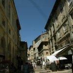 Beaux immeubles du vieil Avignon
