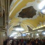Stazione Konsomolskaya
