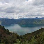 Stunning views of Lake Toba