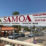 Foto de Restaurante Pizzeria Samoa