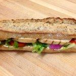 Chicken Grain Sandwich