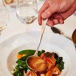 Pressed Lobster Homard a la Presse Otto's French Restaurant London (Credit: Juan Trujillo Andrad