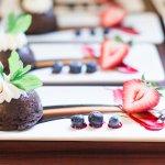Dark Chocolate Cake- Catering (Gluten Free too!)