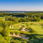 Aerial of Player Course