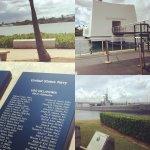 Foto di Memoriale USS Arizona/Monumento Nazionale ai caduti nel Pacifico della Seconda Guerra Mondiale