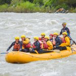 Rafting on Yellowstone River with Flying Pig