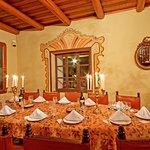 Restaurante mesa imperial