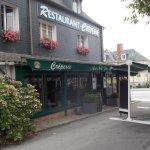 restaurant face à la Seine