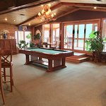 Our Billiards Room