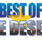 Overland has been voted Best of the Desert for 9 years
