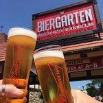 Cheers! Outdoor Biergarten