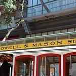 Closest stop - Powell & Mason Street