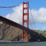 sights around town - Golden Gate Bridge