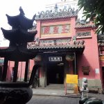 Jade Emperor Temple in Ho Chi Minh City