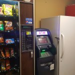 Vending Machines, ATM