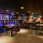 Moderne bar, ideaal voor feestjes en borrels.